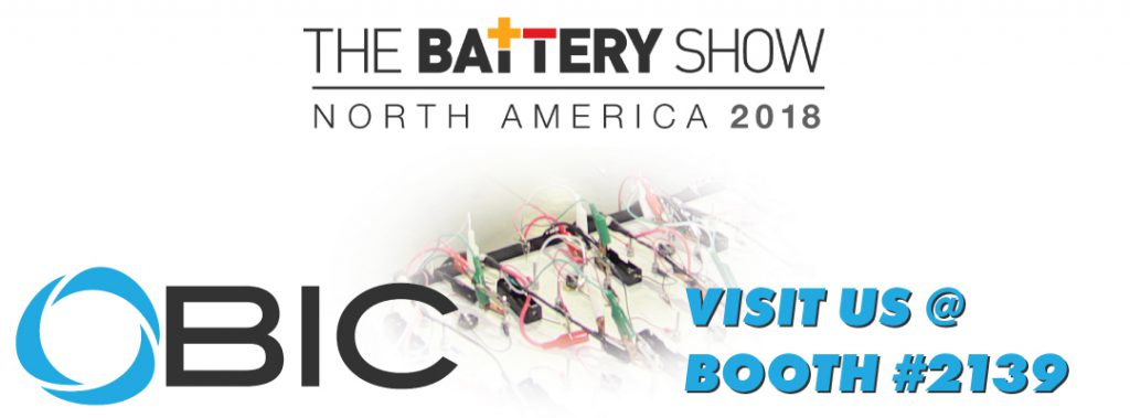 BIC BATTERY SHOW 2018