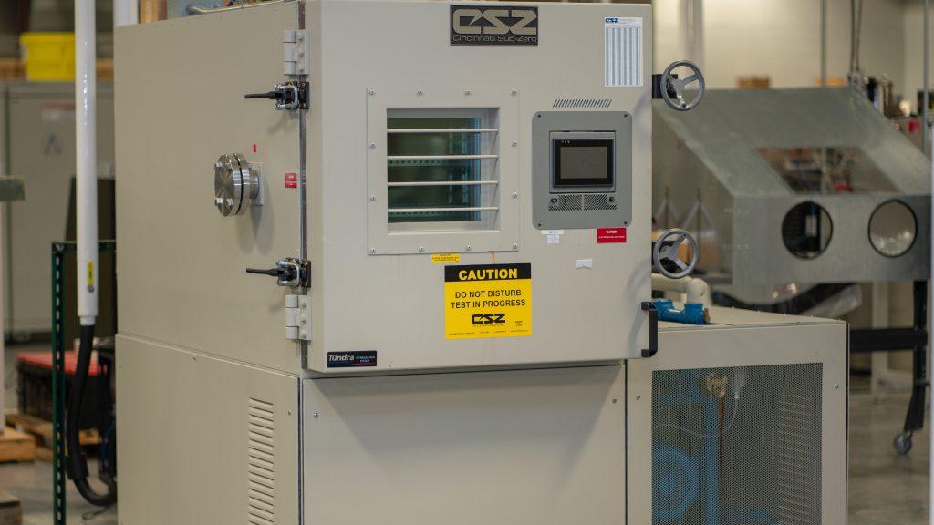 CA-16 Altitude Chamber