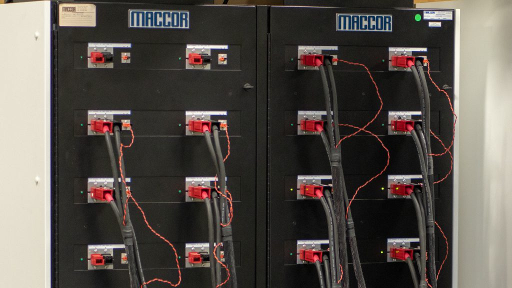 Maccor 4000